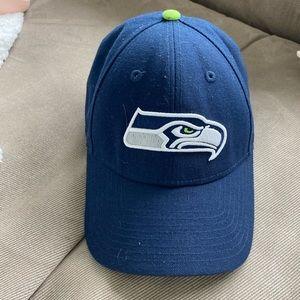 Seattle Seahawks men's baseball hat